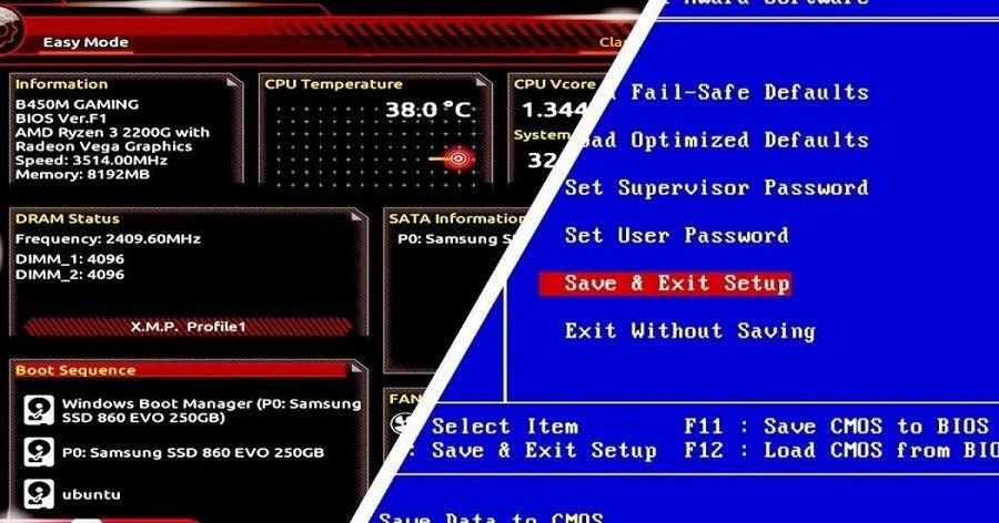 BIOS şifresini kaldırma, BIOS şifresini yenileme, BIOS şifresini sıfırlama