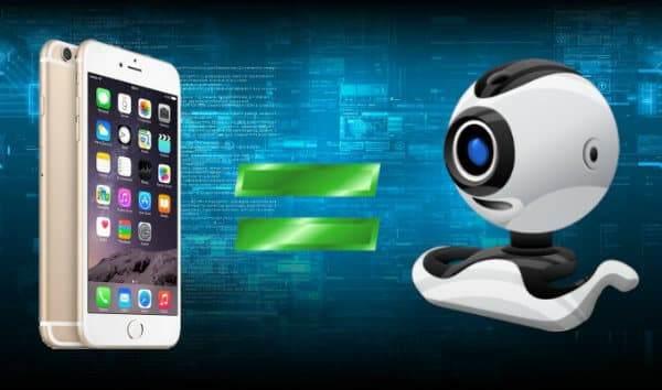 iPhone'u WebCam olarak kullanma, EpocCam kullanımı,EpocCam indir,Telefonu Webcam olarak kullanma