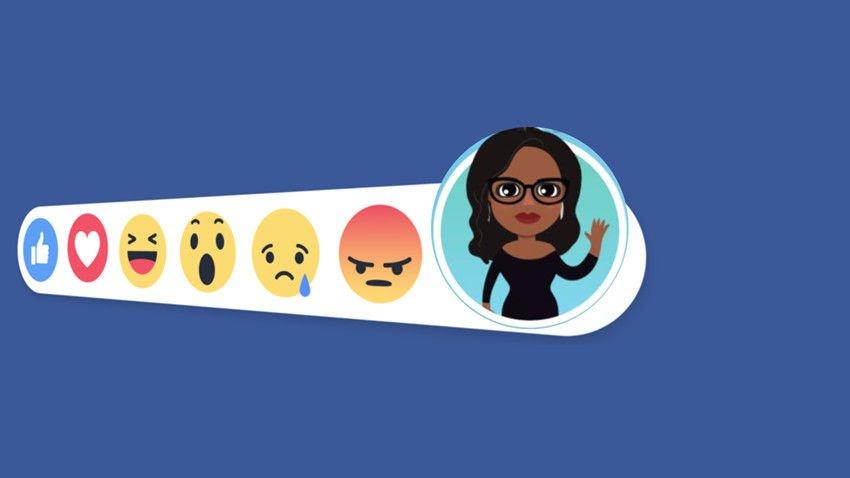 Facebook Avatar oluşturma,Facebook Avatar yapma