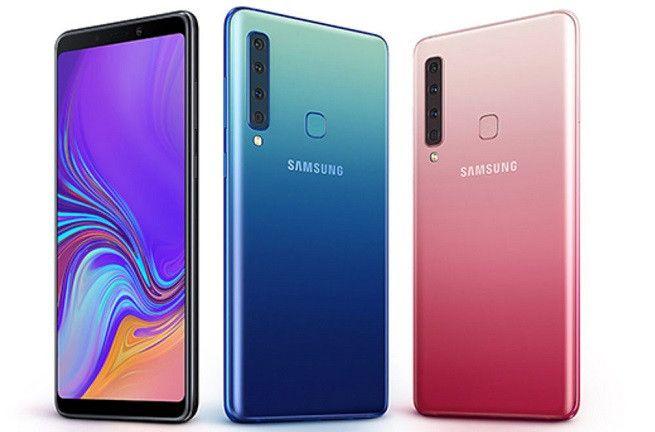 Galaxy A9 ekran görüntüsü alma