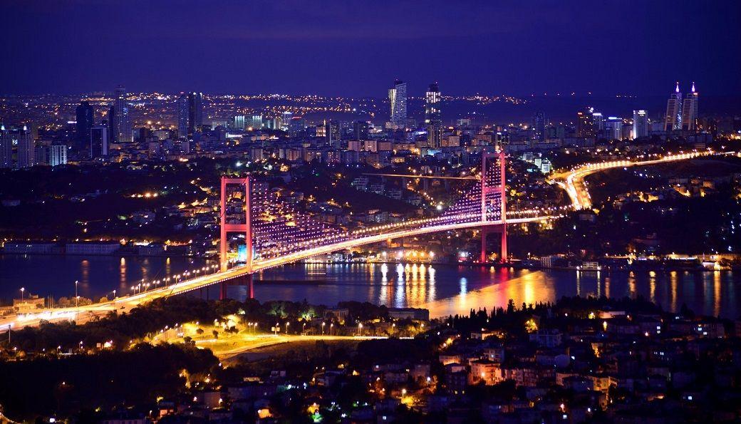 İstanbul Manzaralı Duvar Kağıtları