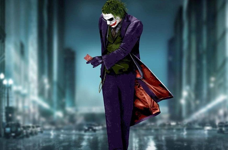 Joker Duvar Kağıtları 4K (Android, iPhone)