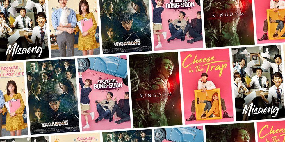 Netflix Kore Dizileri,Netflix yapımı Kore dizileri,En iyi Kore dizileri