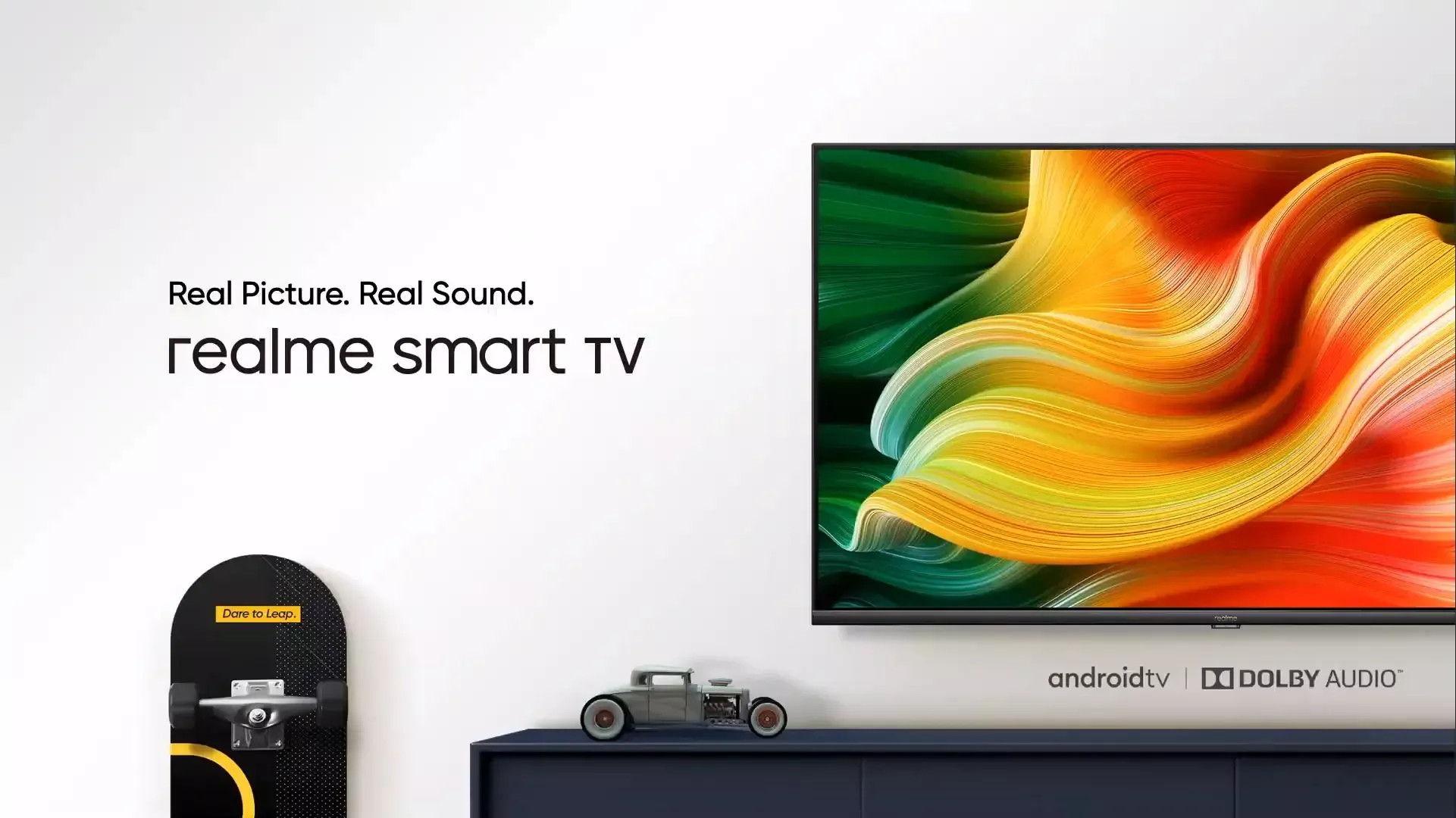 Rrealme Smart TV özellikleri,realme Smart TV fiyatı