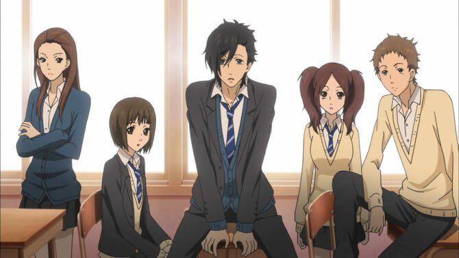 romantik anime dizileri, romantik animeler