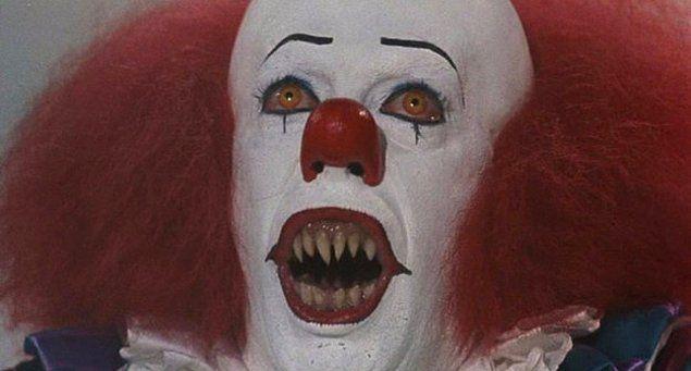 Palyaçolu Korku Filmleri