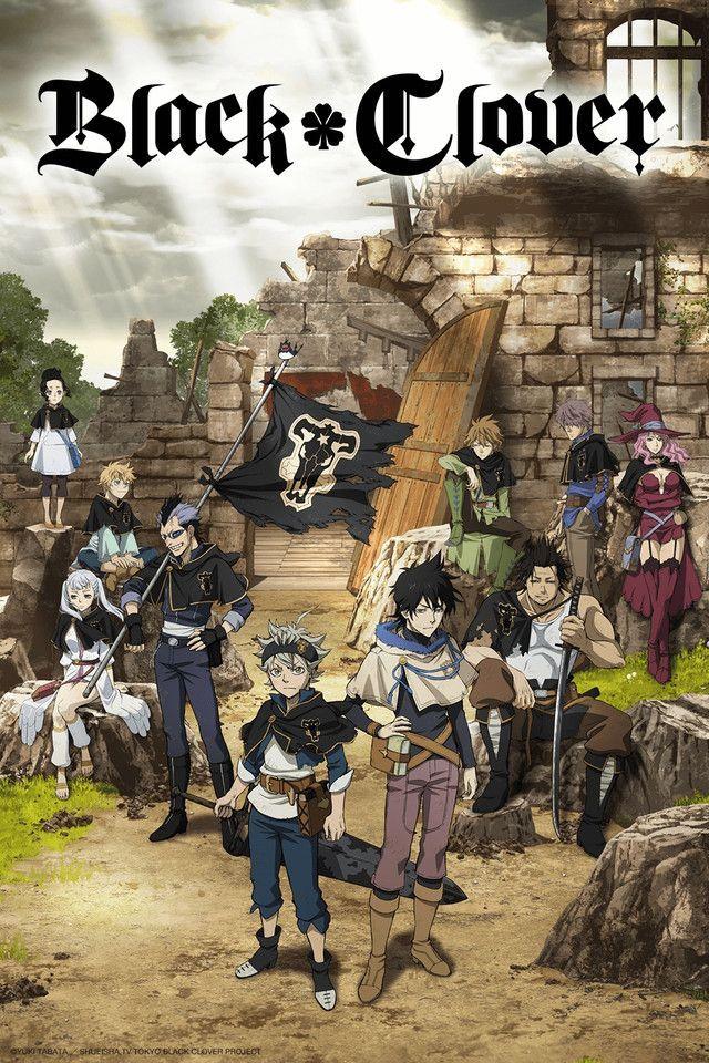 Naruto benzeri animeler