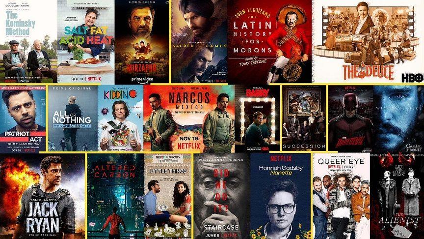 Yüksek IMDB Puanına sahip en iyi 30 Yabancı Dizi