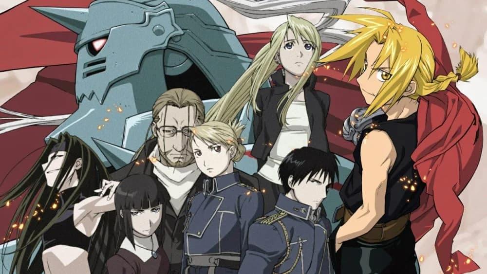 En iyi Fantastik Animeler
