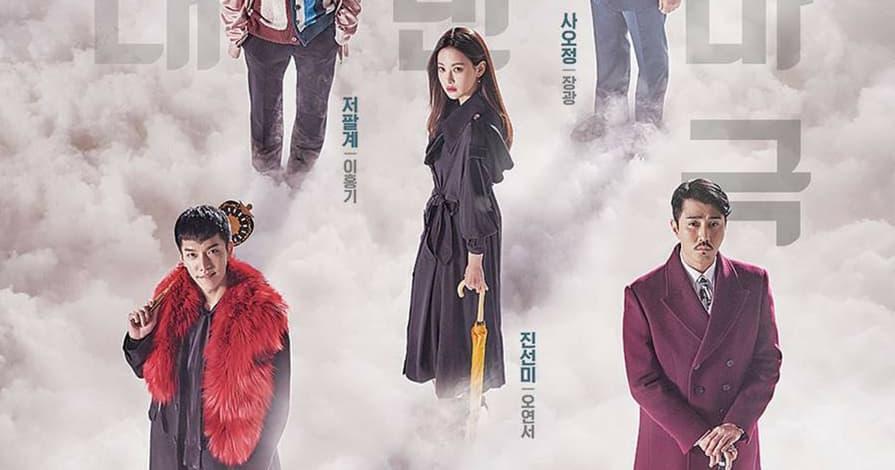 Fantastik Kore Dizileri,En iyi Kore dizileri,Kore dizi Önerileri