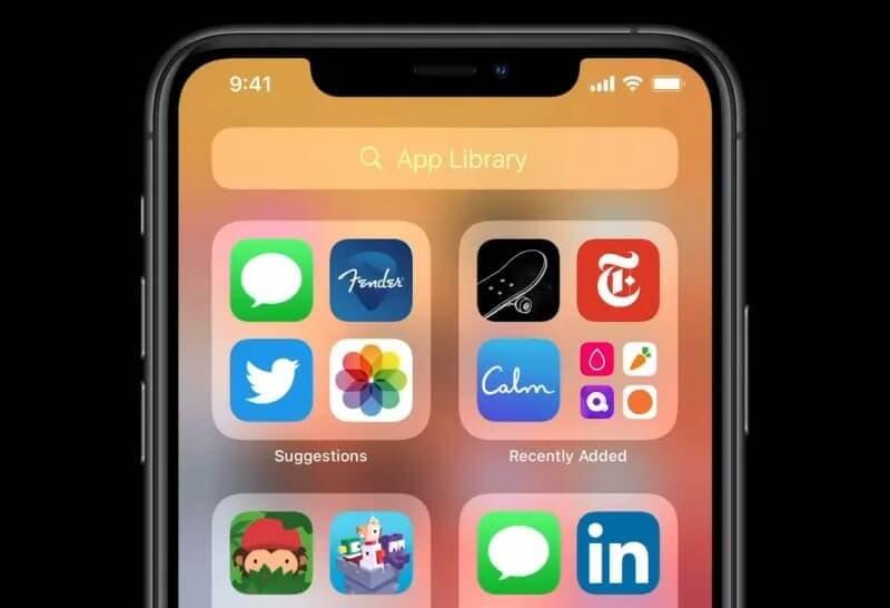 iPhone Uygulama Arşivi nasıl kullanılır?