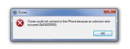 iTunes bu iPhone'a bağlanamadı 0xe80000a hatası çözümü