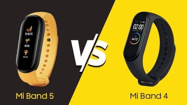 Mi Smart Band 5 – Mi Band 4 Karşılaştırması. Hangisini Almalı?