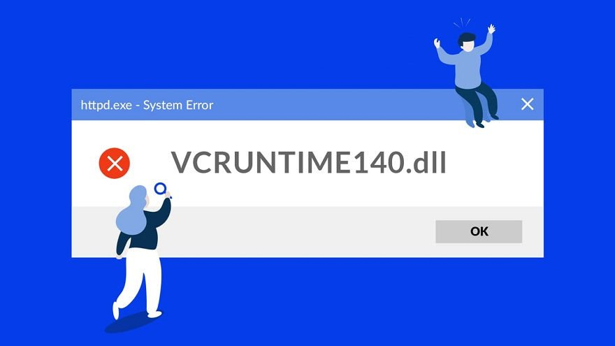 vcruntime140-dll-hatasi