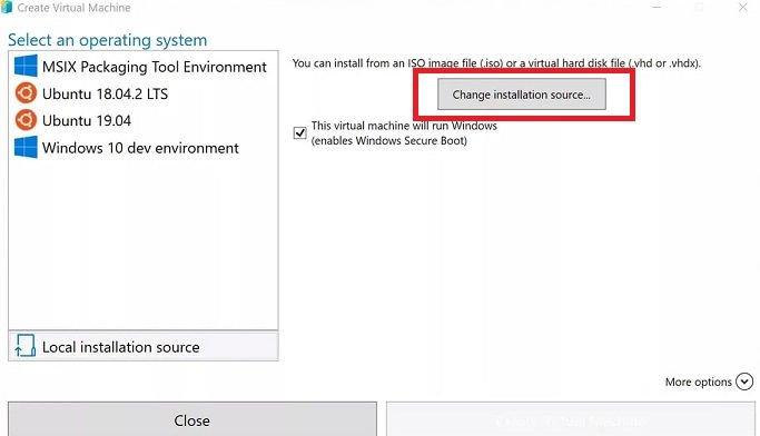 Hyper-V ile Windows 10'da Sanal Makine Nasıl Kurulur?
