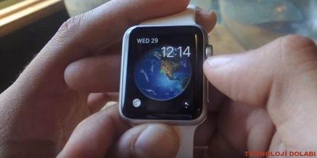 Apple Watch'un ekranı nasıl kişiselleştirilir