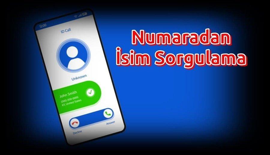 Turkcell, Vodafone, Türk Telekom Numaradan İsim Sorgulama Nasıl Yapılır?