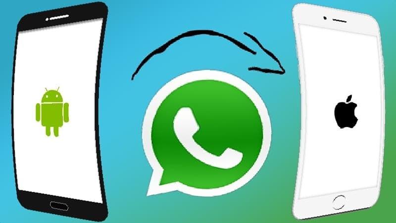 Android'den iPhone'a WhatsApp Verileri nasıl taşınır?