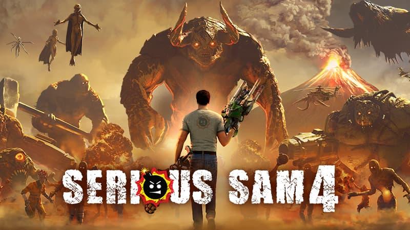 Serious Sam 4 Sistem Gereksinimleri