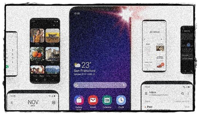 Samsung One UI nedir?