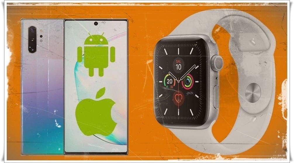 Apple Watch Android telefonla kullanılır mı?
