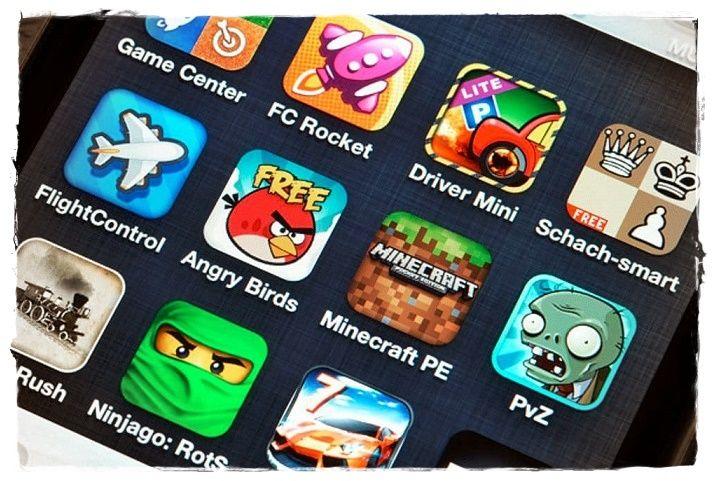 Vakit geçirmelik iPhone Oyunları