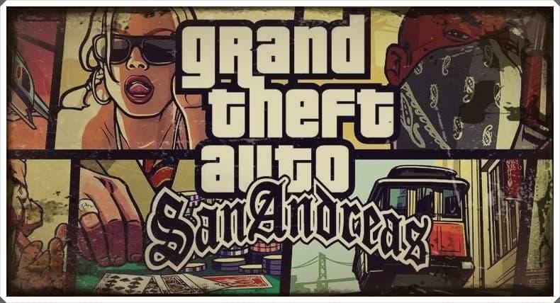 GTA San Andreas Modları