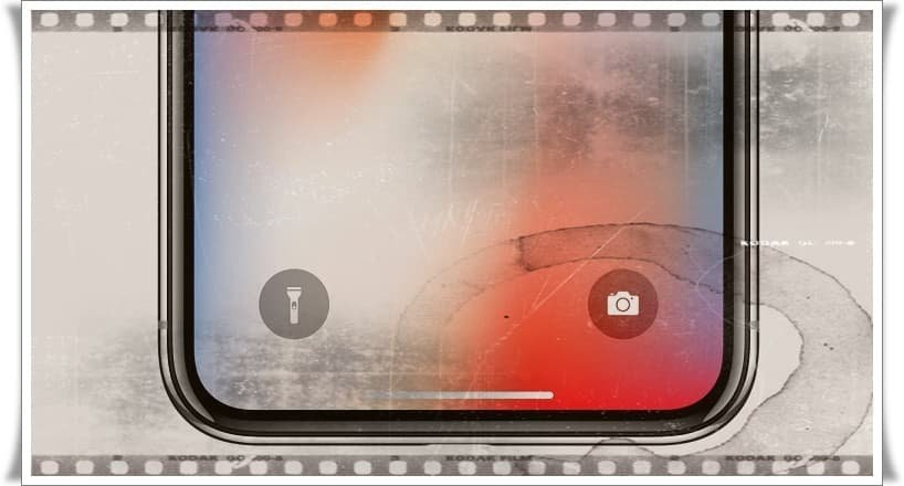 iPhone Kilit Ekranında Kamera Nasıl Kaldırılır?
