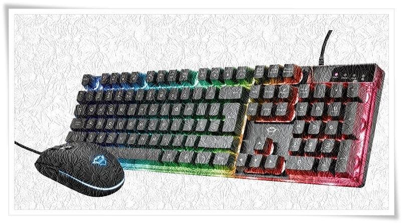Klavye Mouse Temizliği Nasıl Yapılır?