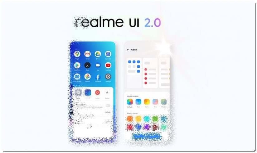 UI 2.0 Güncellemesi Alacak Realme Telefonlar