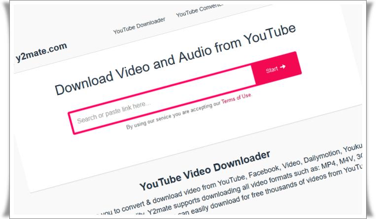 YouTube Video İndirme Siteleri