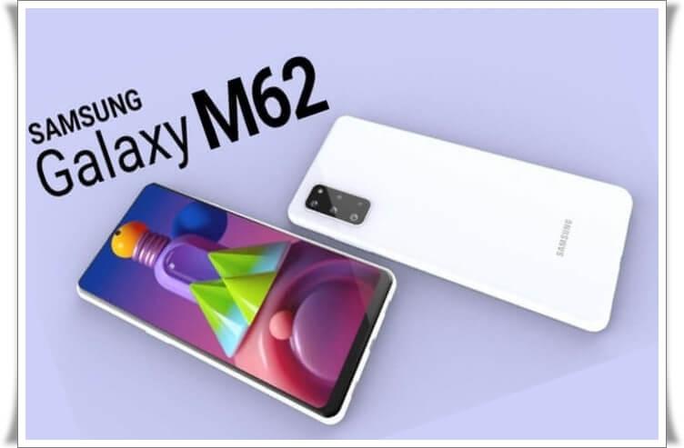 Samsung Galaxy M62 Özellikleri ve Fiyatı