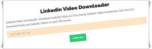 Linkedin Videoları Nasıl İndirilir?