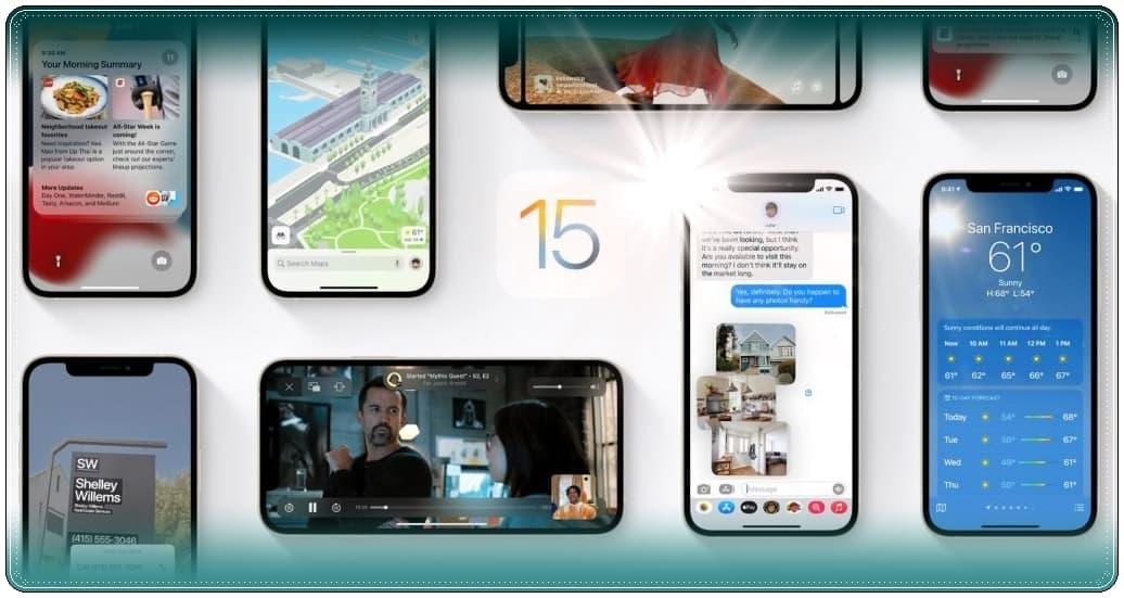iOS 15 Beta Nasıl İndirilir, Nasıl Yüklenir?