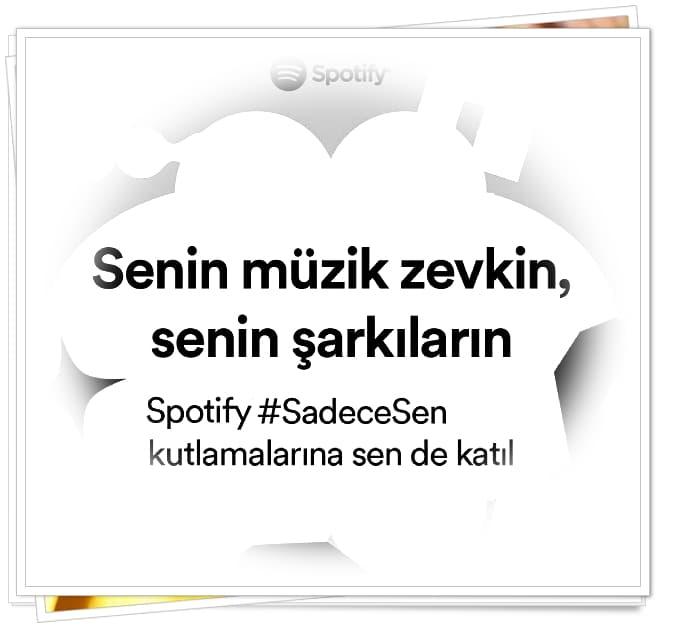 Spotify Sadece Sen Nasıl Kullanılır?