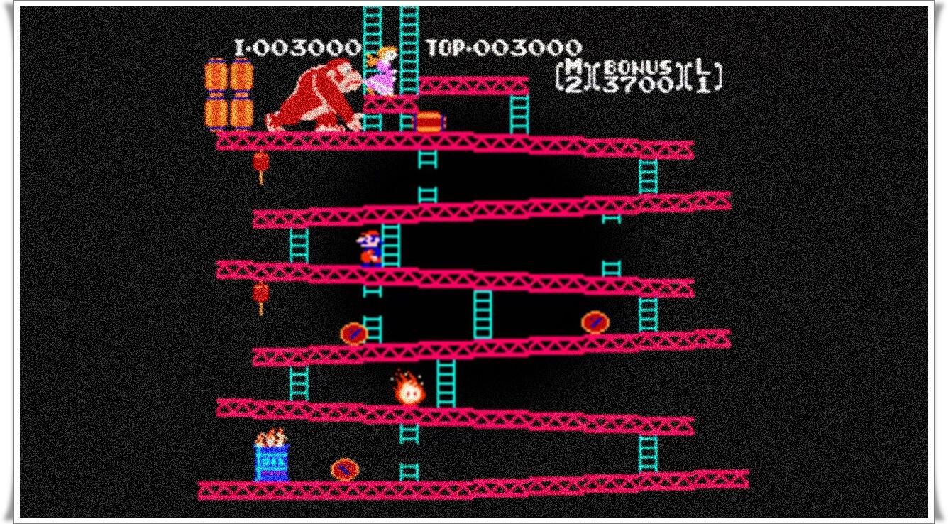 Zamanında Oldukça Popüler olan en iyi 15 Eski Arcade Oyun (En iyi Atari Oyunları)