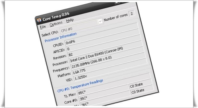 CPU-Z Benzeri Donanım Bilgisi Veren Programlar