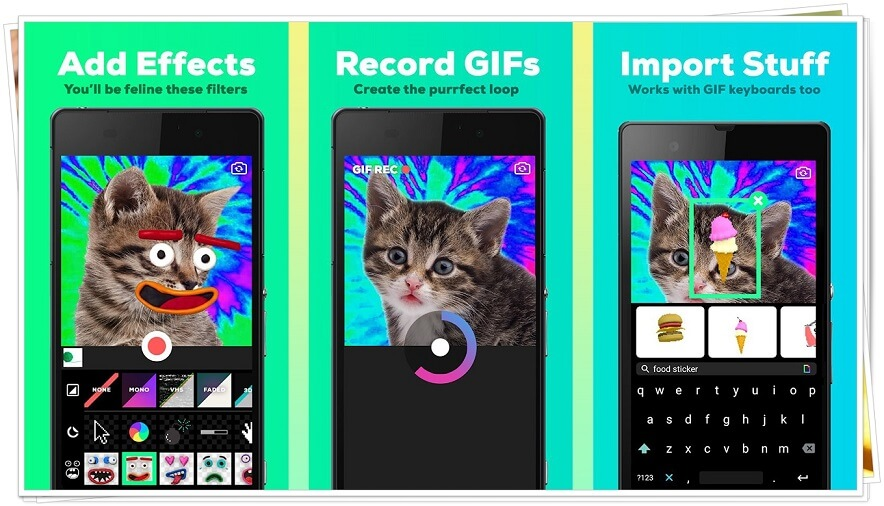 En iyi GIF Uygulamaları