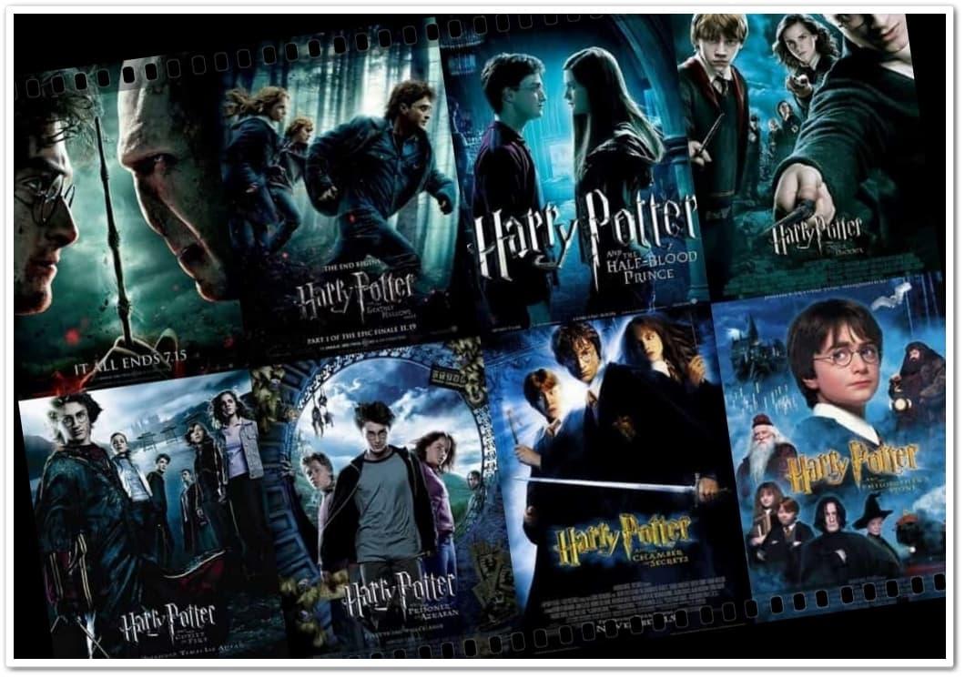 Harry Potter Serisi İzleme Sırası